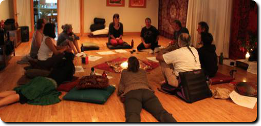Holotropic Breathwork Workshop Boulder