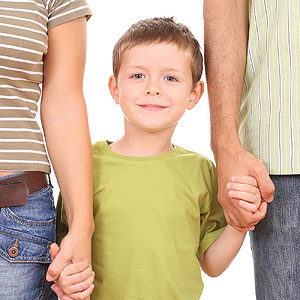 Child Receiving Support
